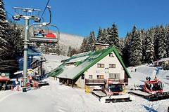 Říčky - lyžování ipro nejnáročnější
