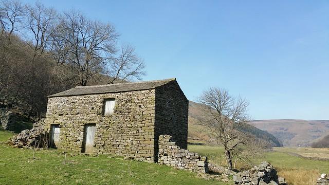 Laithe,Muker,Upper Swaledale,Yorkshire Dales National Park.