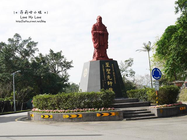 基隆景點一日遊中正公園大佛廣場 (8)