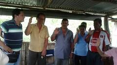 Reactivan y eligen a nuevo directivos en Comuna Barragán