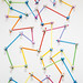 Paper Rainbow Network by CatMacBride