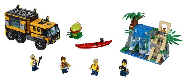 60160 Mobile Jungle Lab 2