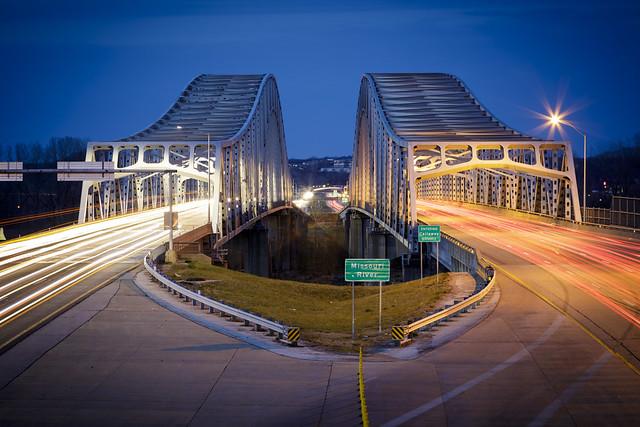 Missouri River Bridge III
