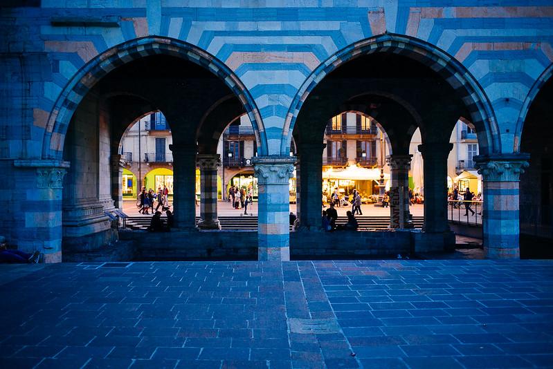 Archi in Como
