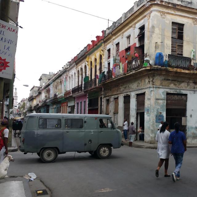 Almendrones de la Habana