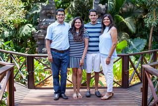 Prerna & Family