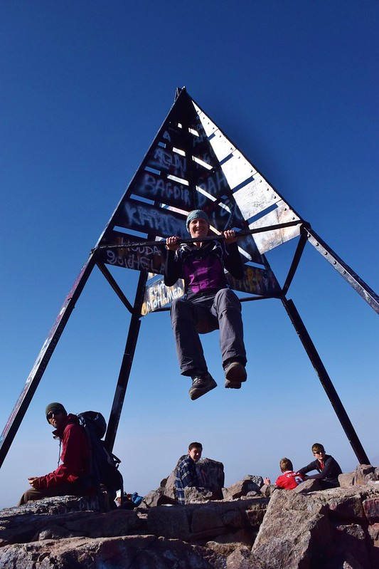 Mount Toubkal Trek, Atlas Mountains