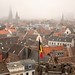 Ghent from Gravensteen by Michael Fay