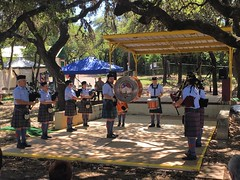 Alamo City Pipes & Drums - San Antonio Highland Games