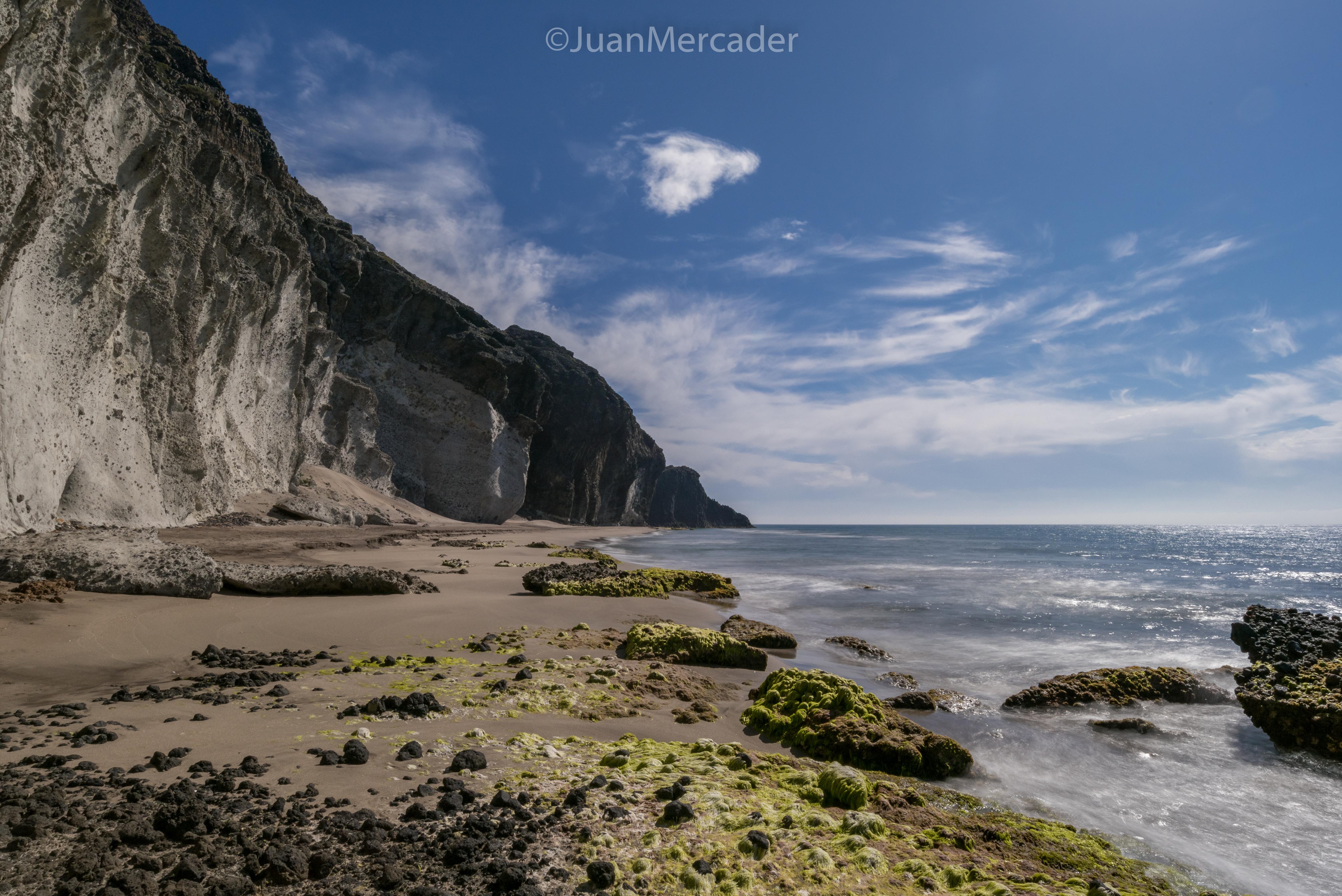 Elevation of cabo de gata n jar natural park n jar for Cabo de gata spain