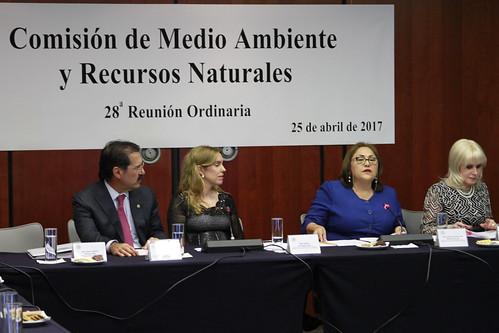 Comisión de Medio Ambiente y Recursos Naturales 25/abr/17