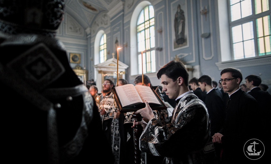 14 апреля 2017, Утреня Великой Субботы / 14 April 2017, Matins of Holy Saturday