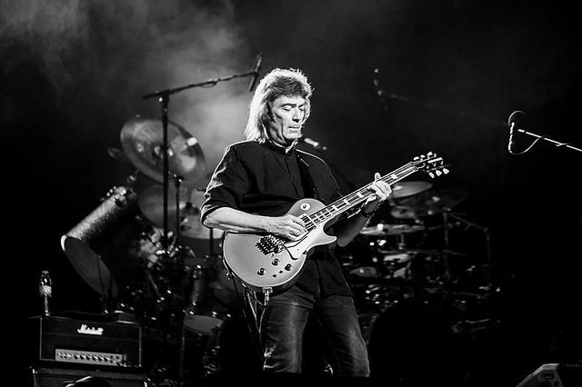 Steve Hackett live in Bochum