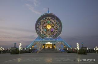Ashgabat - Alem Ferris Wheel