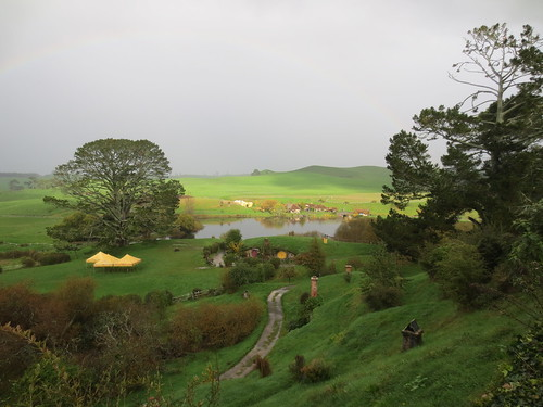 The Party Tree, The Green Dragon and Hobbiton