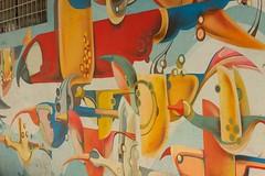 Colombia - Bogotá Street Art 001 - Plazoleta del Chorro de Quevedo
