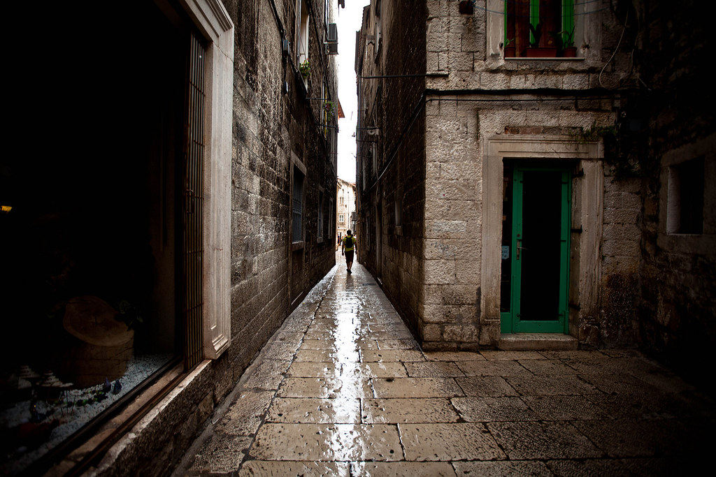 Rainy Split | Croatia