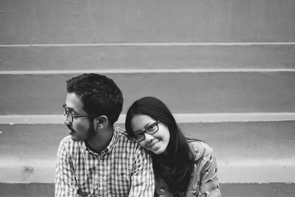 Zahirah + irman-033