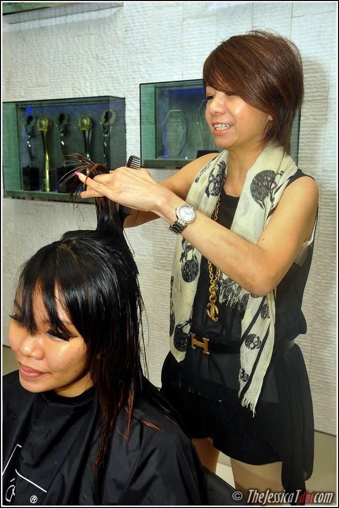 Awe Inspiring Hair The Jessicat Short Hairstyles Gunalazisus