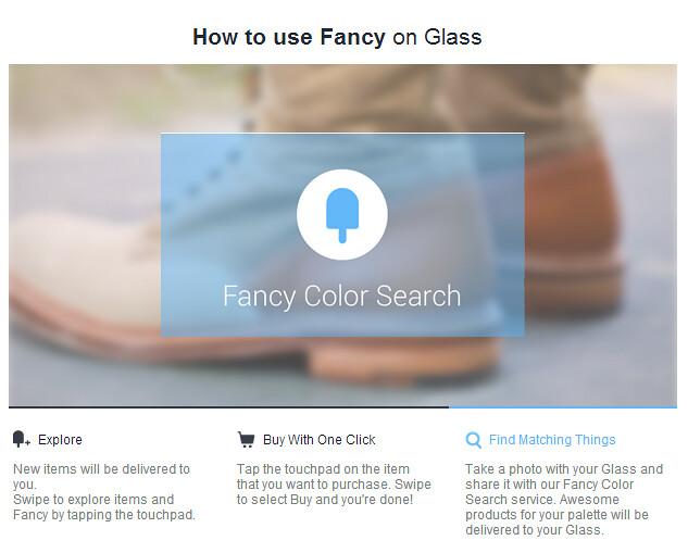 「看到什麼就買什麼」的世界真的來了--Thanks to Google Glass 囉