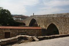 Ponte medieval e torre de Ucanha, Tarouca