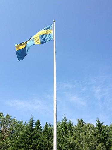 visiting Sweden
