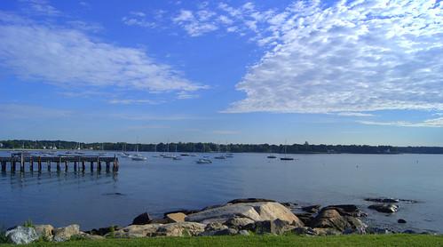 Salem Massachusetts dalla vita di Nathaniel Hawthorne