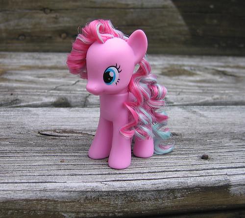 Pinkie Pie Reroot. by Leenechan