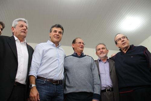 Governador visita a região e anuncia ações do governo do PR