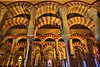 Mosque & Cathedral of Cordoba by Ted Dobosz