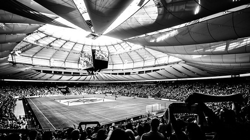 Whitecaps vs Sounders