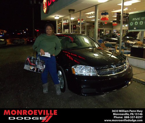 Monroeville Dodge would like to say Happy Birthday to Lonnie Davis! by Monroeville Dodge