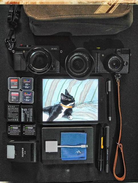 Photo walk kit