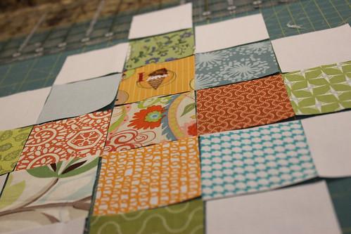 Granny square quilt block #2
