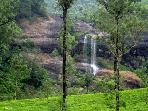 Irachal Parai Falls