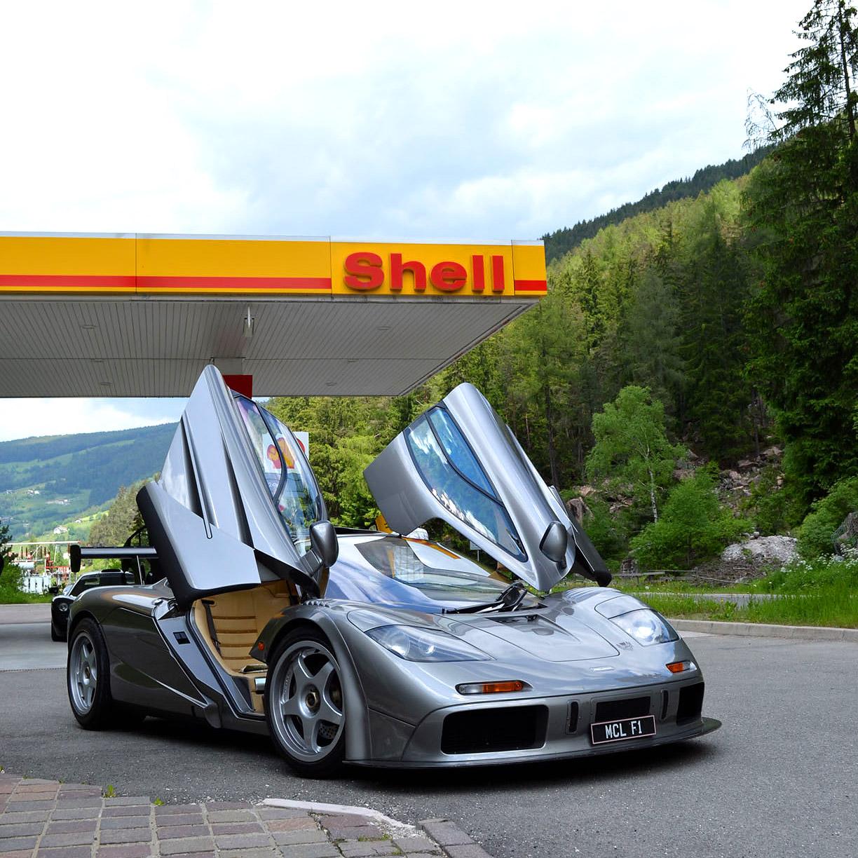 McLaren F1 Owners