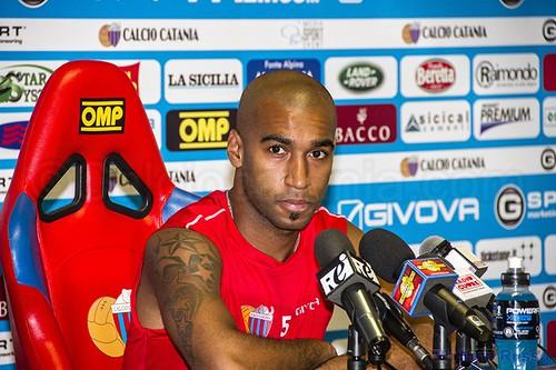 """Alexis Rolin: """"Per il Catania è il momento di andare avanti""""$"""