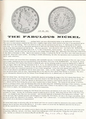 1913 Liberty Nickel lot description