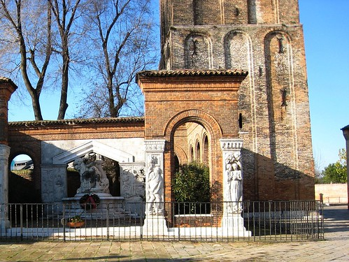 murano monument