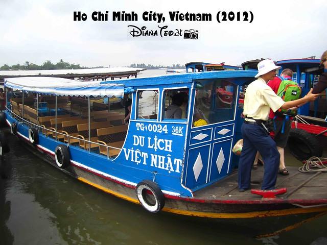 Mekong River Trip 01