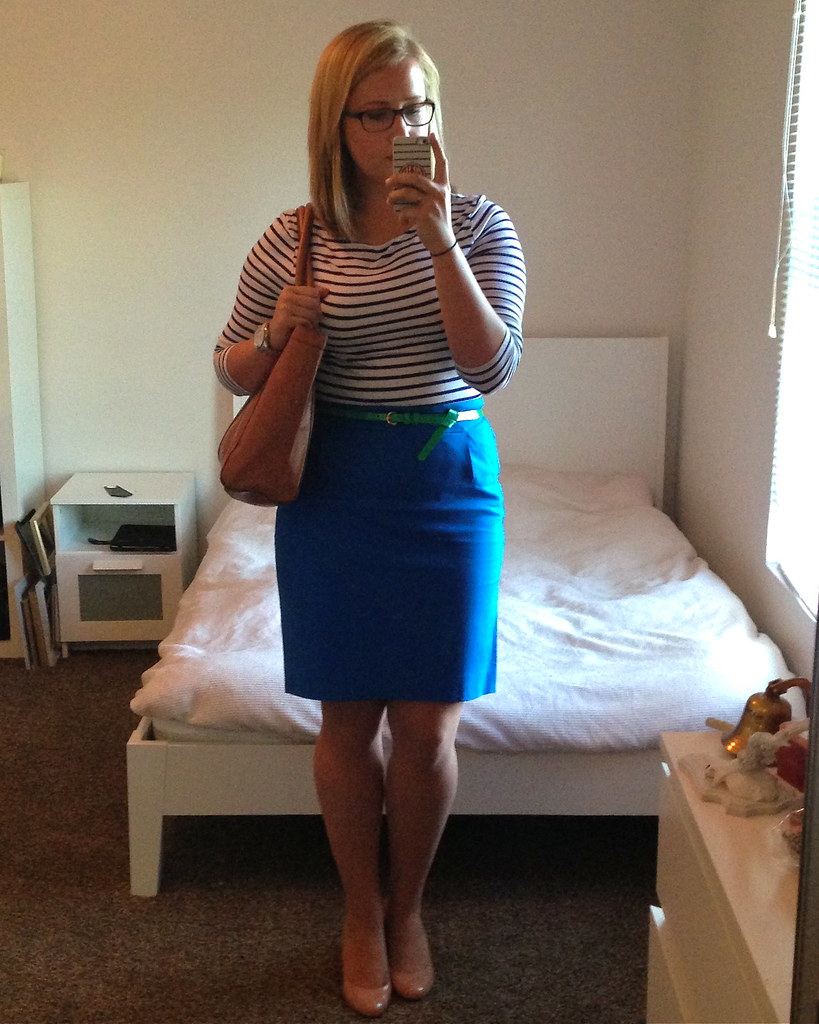 ... wedges, j.crew factory pencil skirt, what to wear to medical school