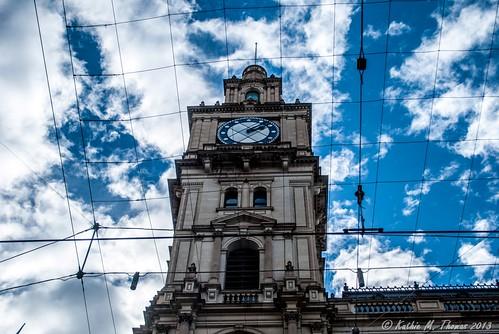 GPO Clock tower