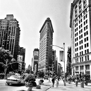 Finally saw the #FlatIron building  #3rdTimeinNYC #3rdTimeisACharm