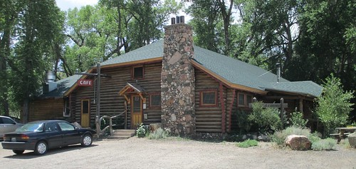Woods Landing Dance Hall and Cafe (Woods Landing, Wyoming)