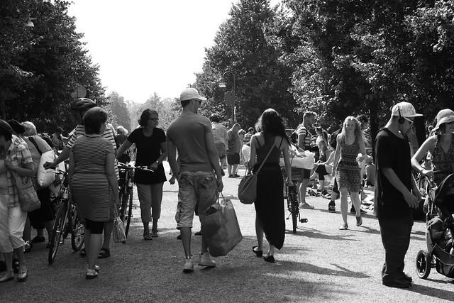 hämeenpuiston puistokirppis 2012 tampere