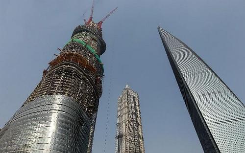 Shangay Tower: El Rascacielos más alto y sostenible de China
