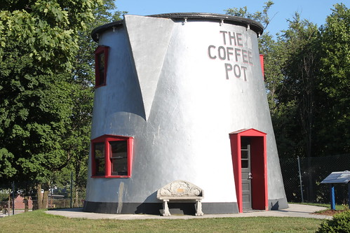 The Coffee Pot, Bedford, PA