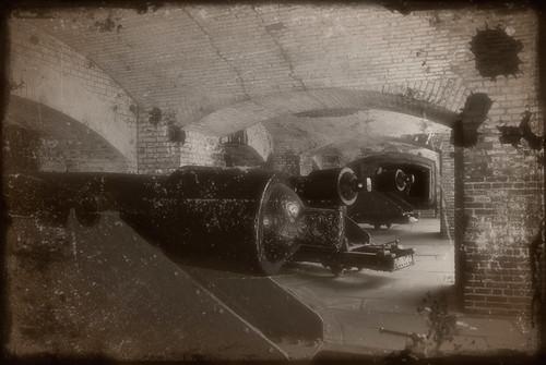 Fort Sumter Batteries Vintage