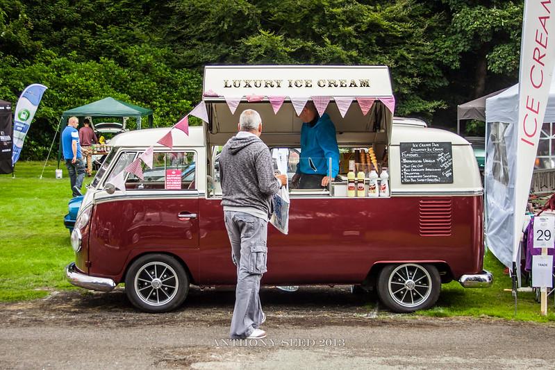 German Classics - Ice Cream Van