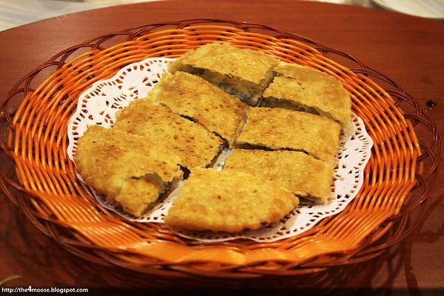 手拉手京华小馆 - 豆沙锅饼